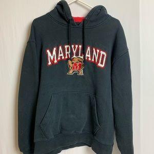 Maryland Champion Hooded Sweatshirt